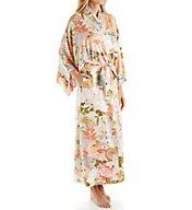 Natori Yuzen Long Robe B74074