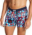 Saxx Underwear Vibe Everyday Modern Fit Soft Viscose Boxer SXBM35